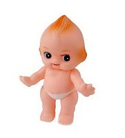 Игрушка для ванны КУРНОСИКИ «Улыбчивый пупсик» 25078, 6+