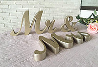Буквы для декора