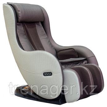 Массажное кресло Sensa Lounger Beige-Brown