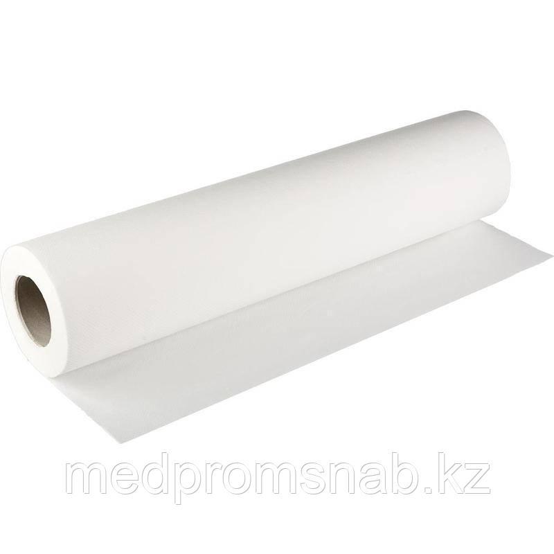 Простыни ламинированные 70*200 в рулоне белый Standart