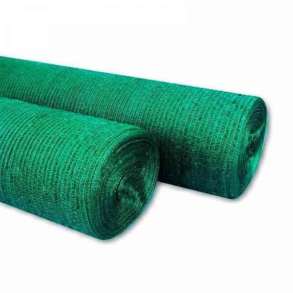Сетка теневая зеленая пл. 50, 3 х 50 м