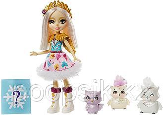 Enchantimals Полярная Cова Одель и ее семья