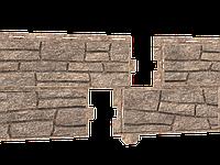 Фасадная панель (сайдинг) STONE HOUSE (Сланец)