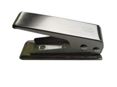 Резак для SIM карт, Espada NSC001 ENSC00NASIMCUT, серебристый