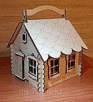 Подарочная коробочка Домик 3, фото 1