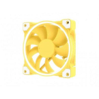 Кулер для корпуса ID-Cooling ZF-12025-Lemon Yellow