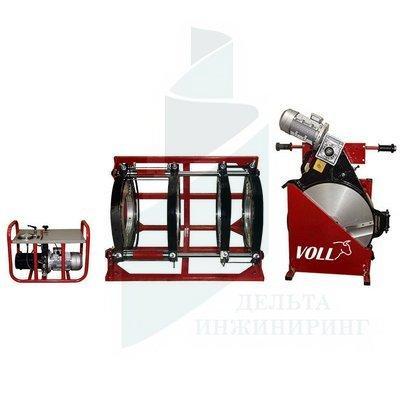 Аппарат для сварки пластиковых труб VOLL V-Weld G630
