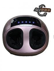 Электромассажер для ног Pink