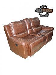 Двухместное кресло-реклайнер Alliston