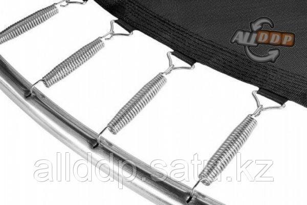 Батут пружинный Trampoline 2.44м - фото 3
