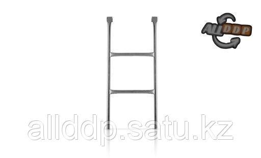 Батут пружинный Trampoline 2.44м - фото 4