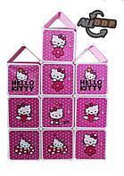 Детский складной шкаф Hello Kitty