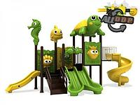 Детский игровой комплекс Ихтис