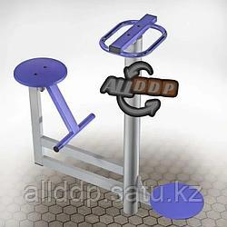 Твистер стоя + Твистер сидя (UZ011)