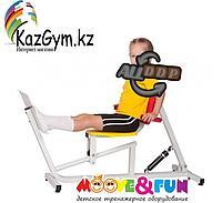 Детский тренажер Жим ногами 5-8 лет (MF-E07)
