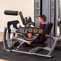 ОПЦИЯ к DGYM Двухпозиционный тренажер для жима ногами и тренировки икроножных мышц (DCLP-S)