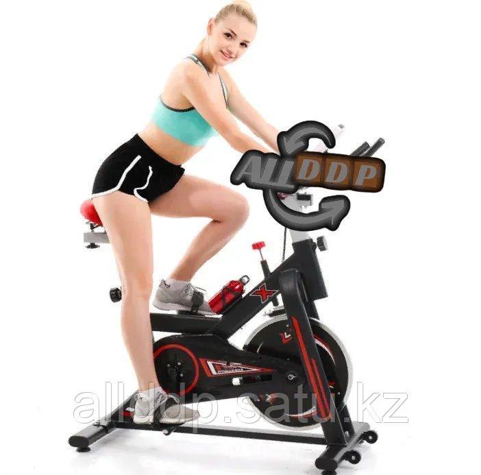Велотренажер Spin Bike (YRW-80) - фото 2