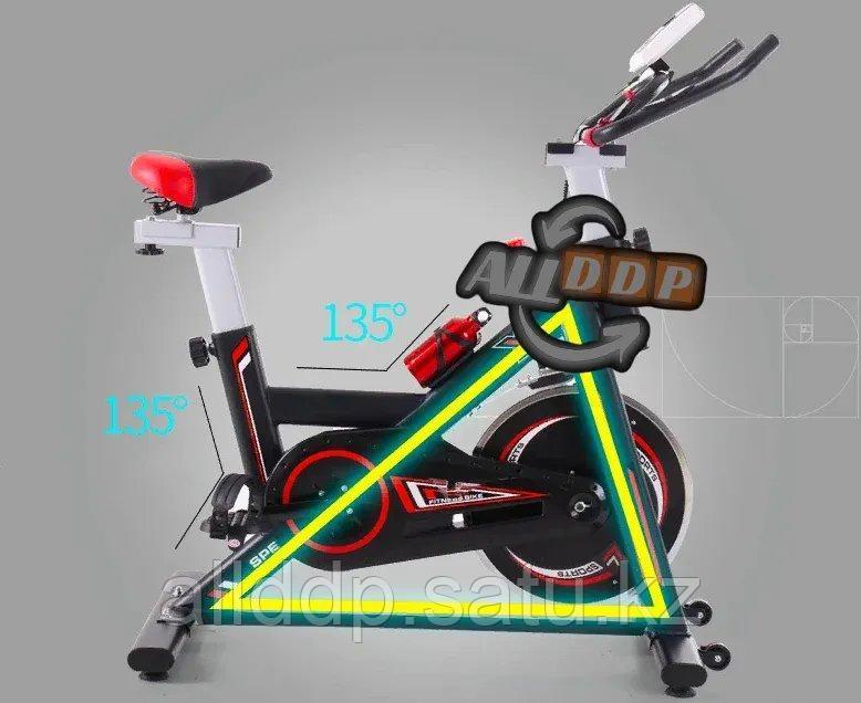 Велотренажер Spin Bike (YRW-80) - фото 5