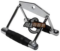 Рукоятка для тяги к животу (узкий параллельный хват) FT-MB-SRB (AB-02)