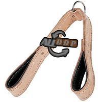 Ремень (тяга) для трицепса, кожаный (MA325)