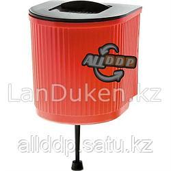 Пластиковый умывальник с крышкой и краном 5 л, 67561 (002)