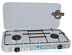 Газовая плита двухконфорочная переносная Megalux SL-2883
