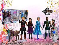 Детский набор фигурок Холодное сердце 2 (Frozen 2) 7 фигурок