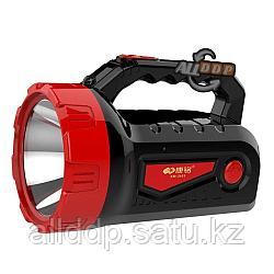 Ручной аккумуляторный фонарь прожектор светодиодный Kamisafe KM-2653 5W LED 2 режима