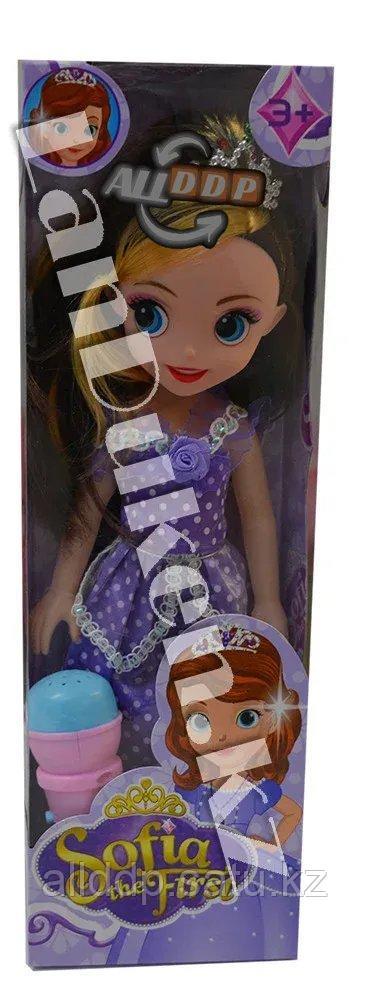 Принцесса София кукла с микрофоном