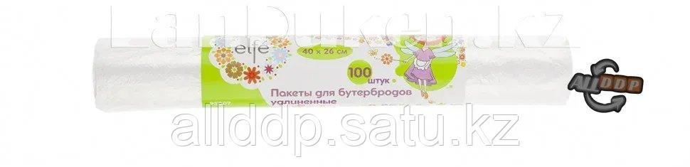 Пакеты для бутербродов 400х260 мм 100 шт в рулоне ELFE 95007 (002)