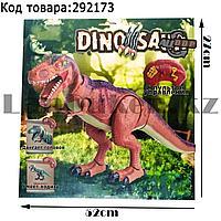Радио управляемая игрушка динозавр на пульте управления T-Rex Интерактивный