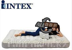 Двухспальный надувной матрас Intex 64709 (203* 153* 25 см)
