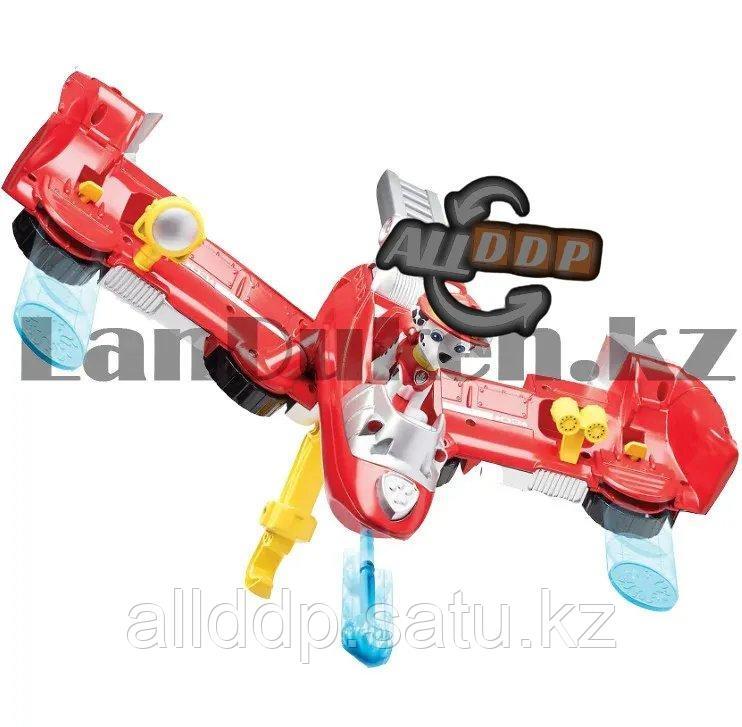 Игровой набор Щенячий Патруль Маршалл и пожарная машина трансформер 2в1 с боевыми снарядами CH-506 Paw Patrol - фото 10