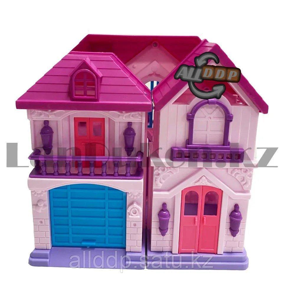 Игровой набор кукольный домик с мебелью Happy Family My house Frozen 1344 - фото 7