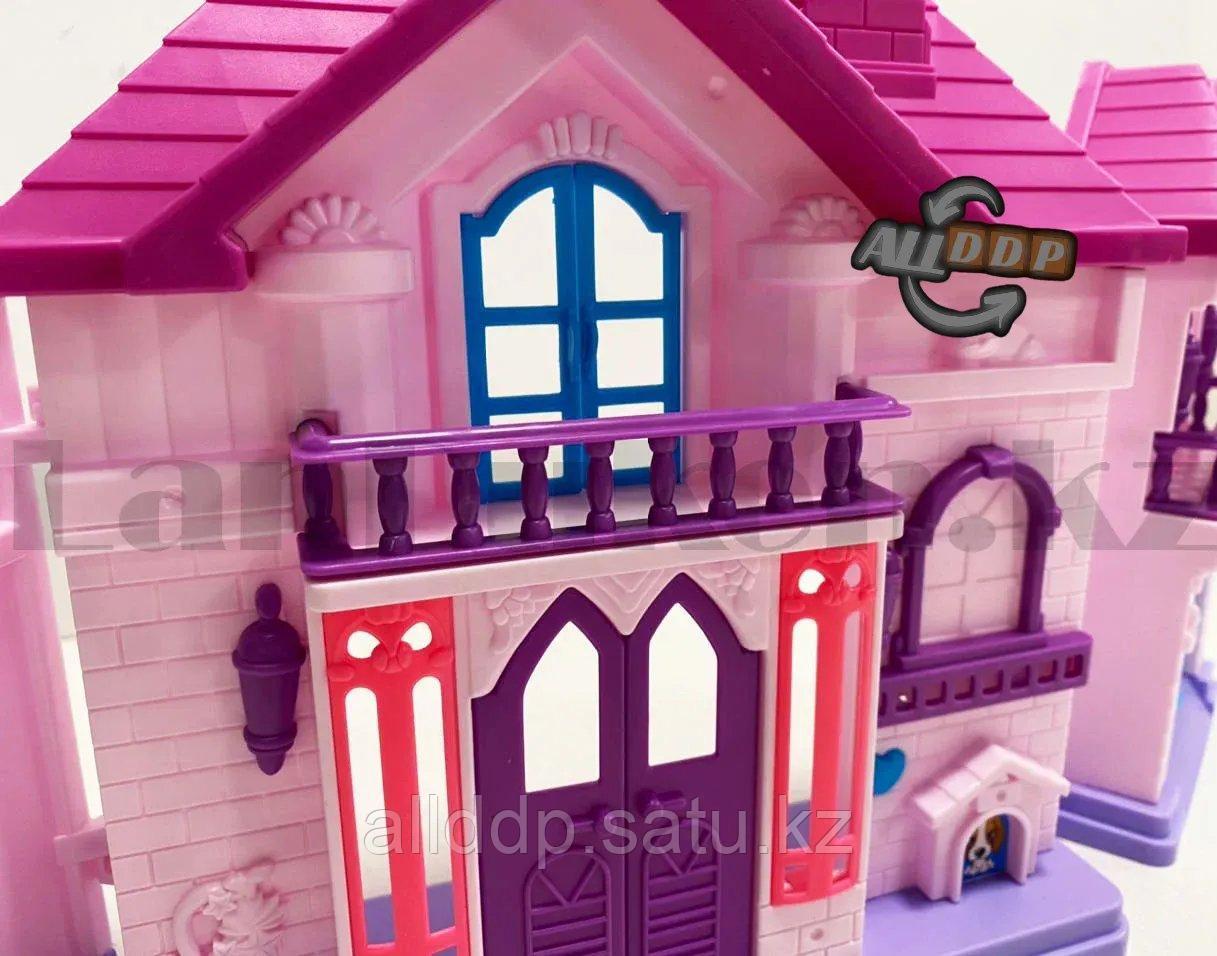 Игровой набор кукольный домик с мебелью Happy Family My house Frozen 1344 - фото 8