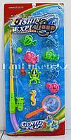 Игровой набор Рыбалка (игрушки для ванной)