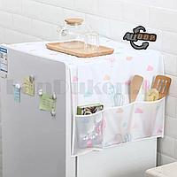 Чехол накидка на холодильник в ассортименте 130*55 см