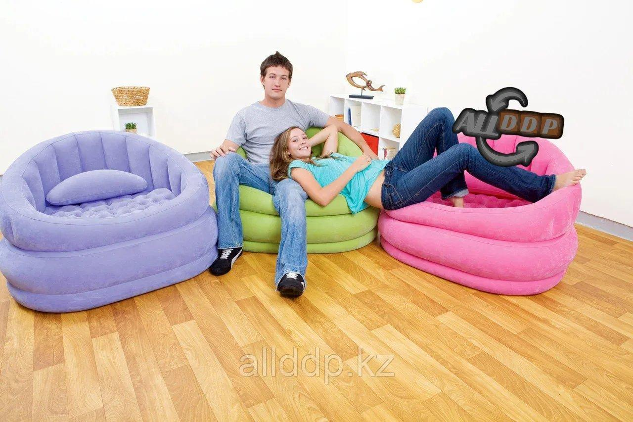 Надувное кресло Intex 68563