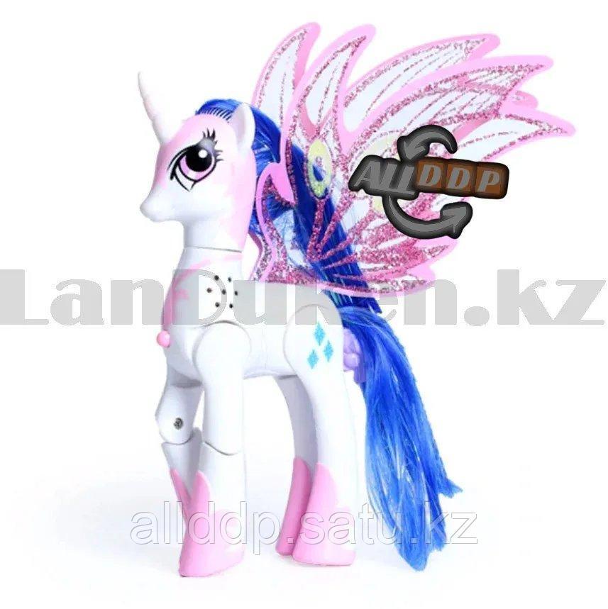 """Игрушка из серии Мой маленький пони """"My little Pony"""" музыкальные и световые эффекты 21*21 см Рэрити - фото 9"""