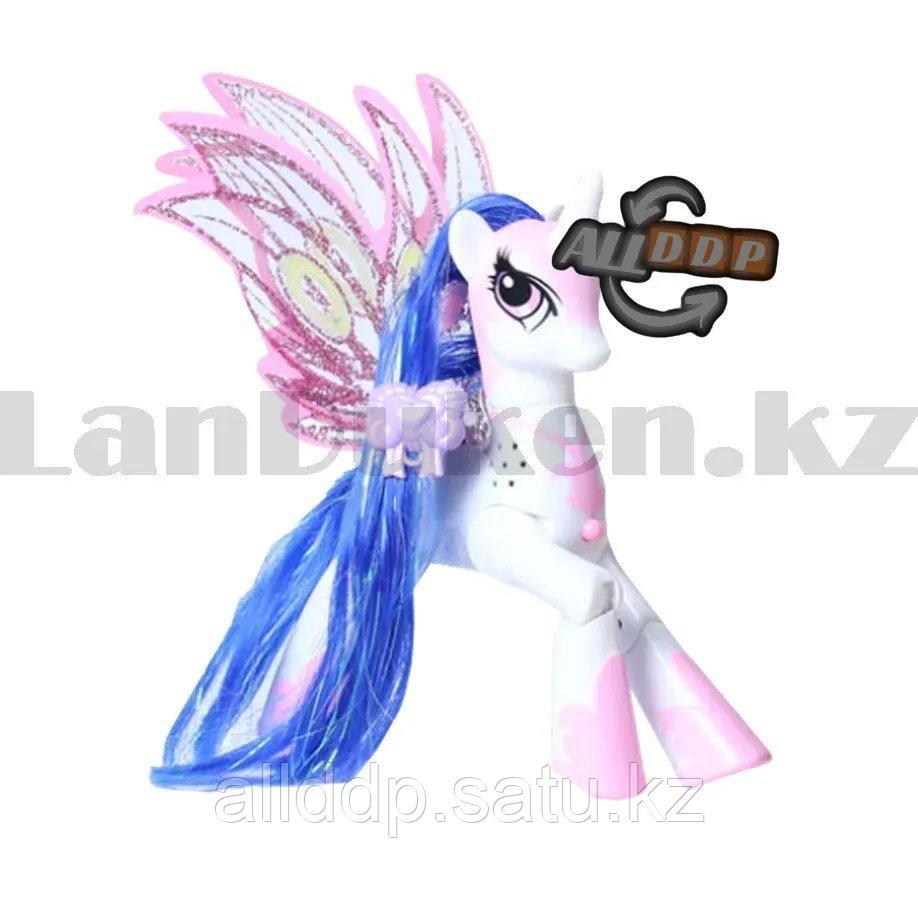 """Игрушка из серии Мой маленький пони """"My little Pony"""" музыкальные и световые эффекты 21*21 см Рэрити - фото 10"""