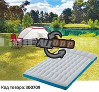 Надувной матрас туристический Intex 67999 (127х193х24 см)