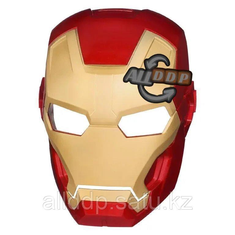 Маска Железного Человека