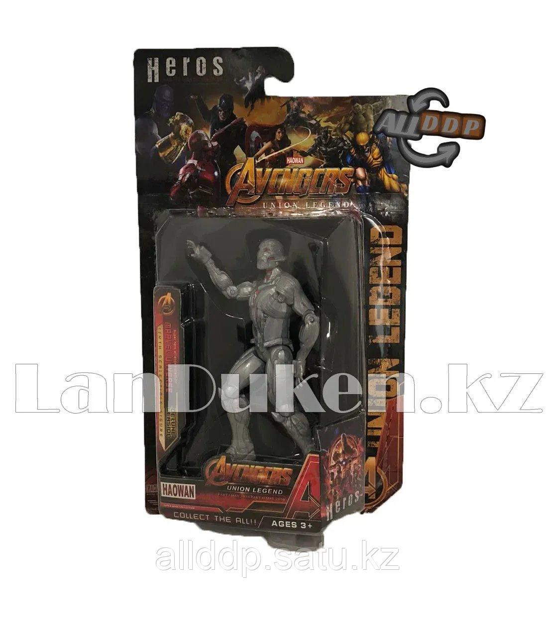 Фигурка героя шарнирная 13-16 см Альтрон (Ultron)
