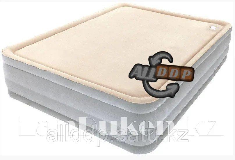 Двухспальный надувной матрас Intex 67486 (203* 152* 46 см)