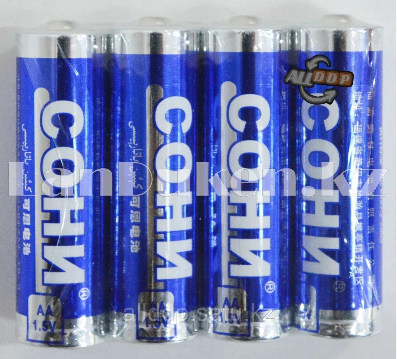 Батарейка СОНИ Alkaline 1.5V AA