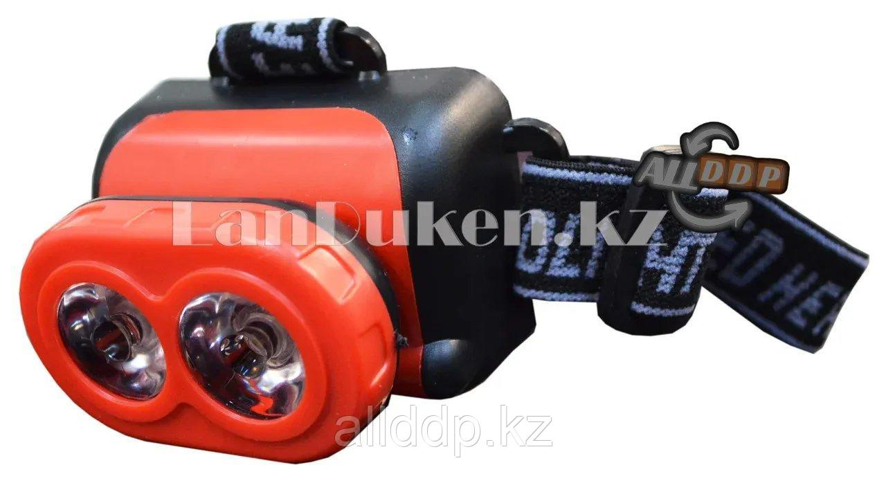 Налобный фонарик YL-501