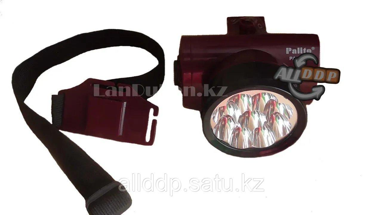 Светодиодный налобный фонарь Palito PA-2000