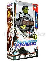 Мстители (Avengers) Titan Hero series фигурка героя Халка (Hulk) 29 см