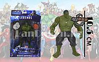 Фигурка героя шарнирная Халк (Hulk)
