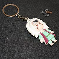 Брелок подвеска на сумку и ключи Джирайя (из Наруто)
